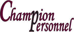 Champion Personnel Logo